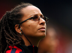 Hope Powell, England Head Coach
